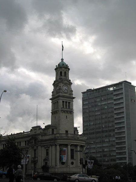 Town Hall, Auckland, New Zealand