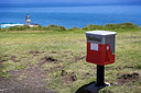 New Zealand's northernmost post box