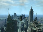 Manhattan aerial vew GTA4 screenshot